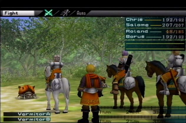 suikoden 3 battle